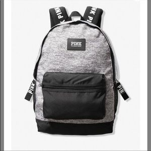 PRICE FIRM NEW PINK CAMPUS BACKPACK